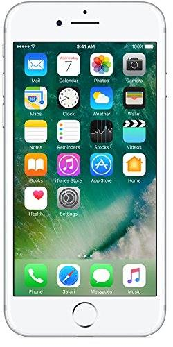 Apple iPhone 7 (Apple MN972HN/A) 256GB Silver Mobile