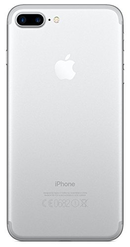 Apple iPhone 7 Plus (Apple MN4P2HN/A) 128GB Silver Mobile