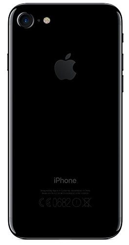 Apple iPhone 7 (Apple MN962HN/A) 128GB Jet Black Mobile