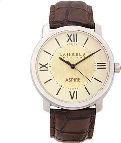 Laurels Lo-Asp-101 Aspire Analog Watch (Lo-Asp-101)