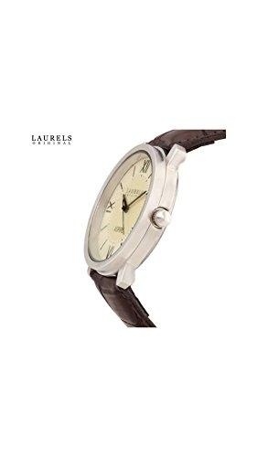 Laurels Lo-Asp-101 Aspire Analog Watch