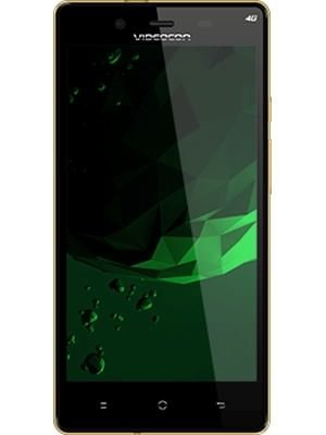 Videocon Krypton (Videocon V50FA) 8GB Black Mobile
