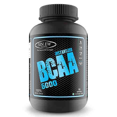 Sinew Nutrition Instantized BCAA 2:1:1 Sport Supplement (100gm)