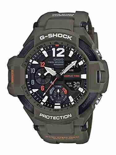 Casio G-Shock G699 Analog-Digital Watch