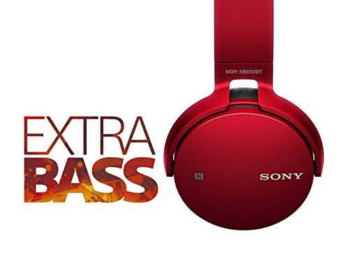 Sony MDR-XB650BT On the Ear Bluetooth Headset