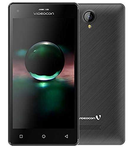 Videocon Krypton 2 V50GI 8GB Silver Mobile