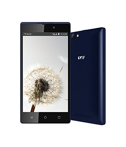 LYF Wind 7 16GB Blue Mobile
