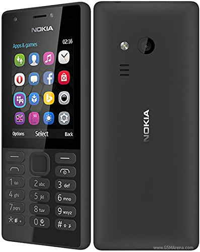 Nokia 216 Black Mobile