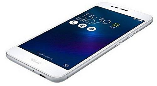 Asus Zenfone 3 Max (Asus ZC520TL) 32GB Silver Mobile
