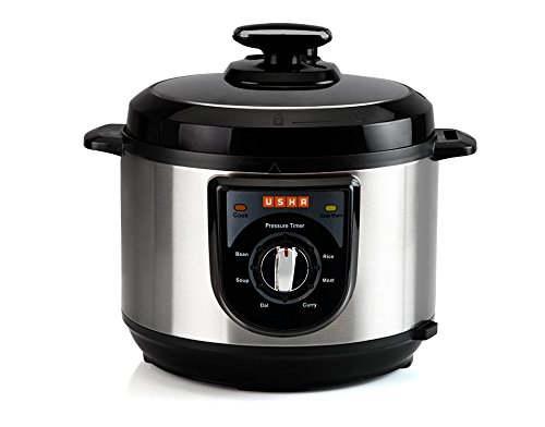 Usha EPC 3650 5L Electric Pressure Cooker
