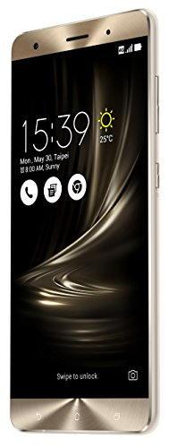 Asus Zenfone 3 Deluxe 64GB Silver Mobile
