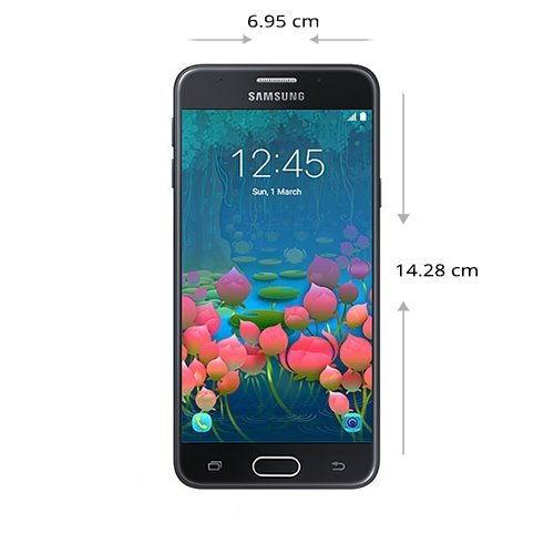 Samsung Galaxy J5 Prime (Samsung SM-G570FZKDINS) Black Mobile
