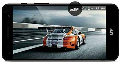 LYF F1 32GB Black Mobile