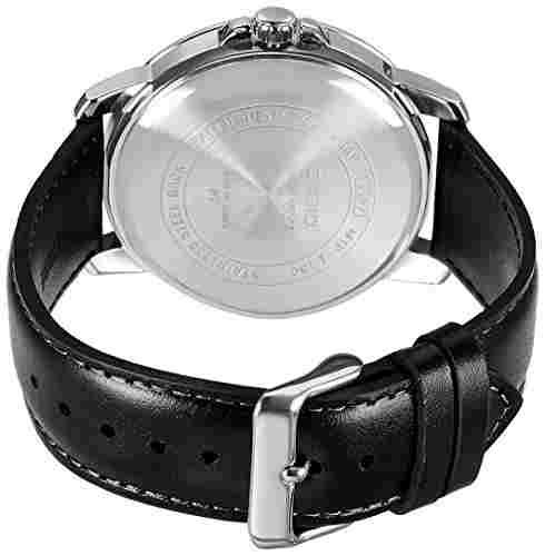 Casio Enticer MTP-E130L-1AVDF (A1167) Analog Black Dial Men's Watch