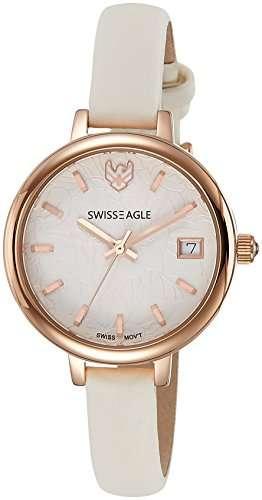 Swiss Eagle SE-9098LS-RG-03 Analog Watch (SE-9098LS-RG-03)