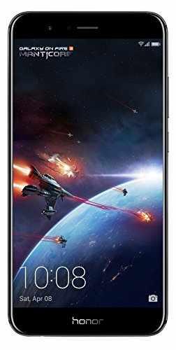 Honor 8 Pro (Honor DUKE-L09) 128GB Black Mobile