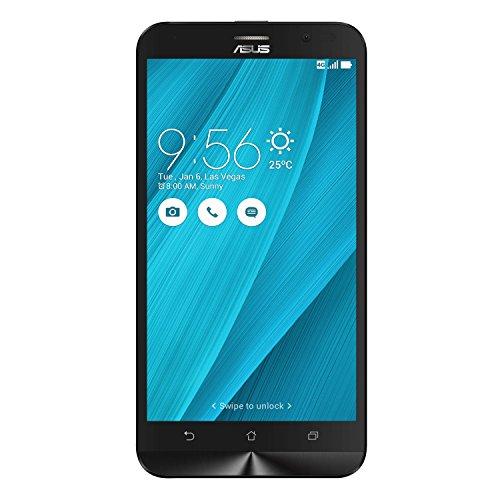 Asus Zenfone Go 5.5 LTE (32 GB, 2 GB RAM) Silver & Blue Mobile