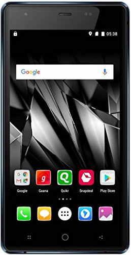 Micromax Canvas 5 Lite Q462 16GB Grey Mobile