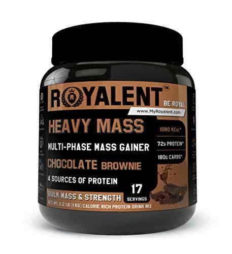 Royalent Heavy Mass (1Kg, Chocolate)
