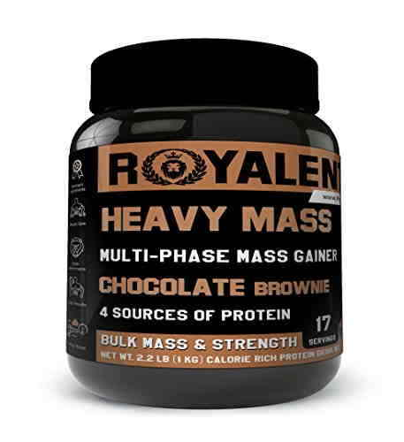 Royalent Heavy Mass (1Kg, Chocolate)