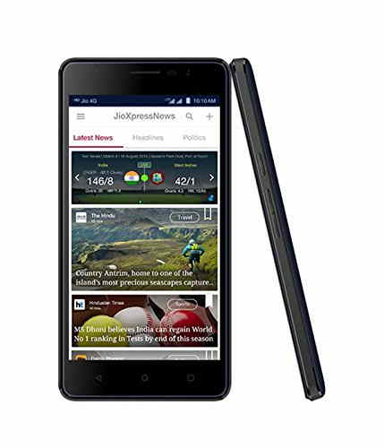 LYF Wind 4S 16GB Black Mobile
