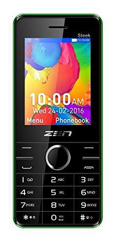 Zen Z10 Sleek Mobile