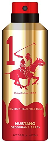 Beverly Hills Polo Club Gold Deo Mustang 175 ml