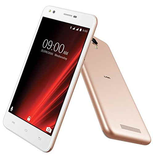 Lava X19 8GB Gold Mobile