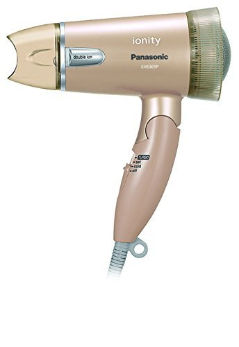 Panasonic EH5305P-T Low-Noise Ionity Hair Dryer,Brown