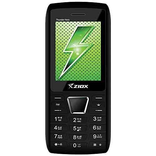 Ziox Thunder Hero Mobile