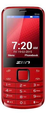 Zen M72 Slim Mobile