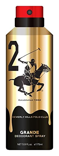 Beverly Hills Polo Club Grande Deodorant Spray For Men- 175 ml