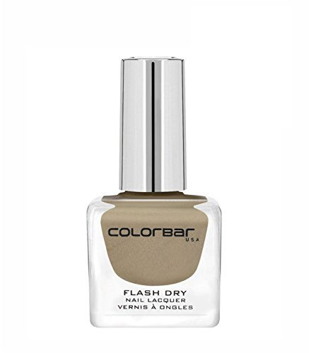 Colorbar Cappuccino Cup Flash Dry Nail Paint, 12 ML 211
