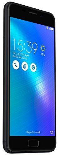 Asus Zenfone 3s Max (Asus ZC521TL) 32GB Black Mobile