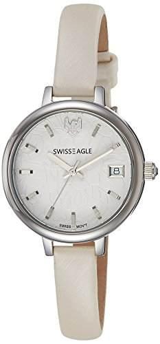 Swiss Eagle SE-9098LS-SS-05 Analog Watch
