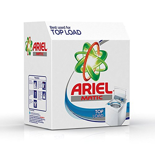Ariel Matic Top Load Detergent Powder, 500 GM