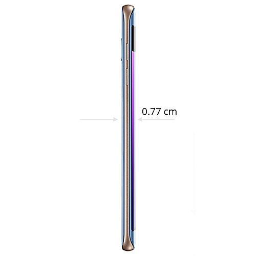 Samsung Galaxy S7 Edge (Samsung SM-G935FZBUINS) 32GB Blue Coral Mobile