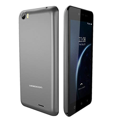 Videocon Delite 11 8GB Grey Mobile