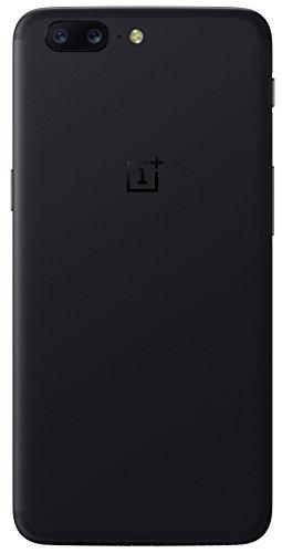 OnePlus 5 128GB Midnight Black Mobile