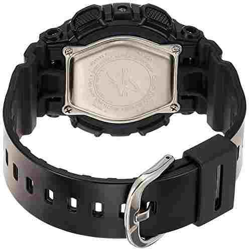 Casio Baby-G BA-120SP-1ADR (B174) Analog-Digital Black Dial Women's Watch (BA-120SP-1ADR (B174))