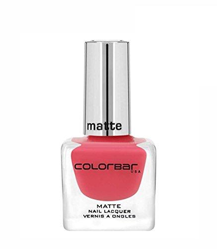 Colorbar CMN002 Matte Nail Lacquer, Pinked 002