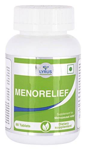 Lyrus Menorelief Supplement (60 Capsules)