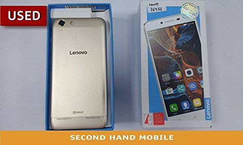 Lenovo Vibe K5 Plus A6020A46 16GB 3GB RAM Gold Mobile