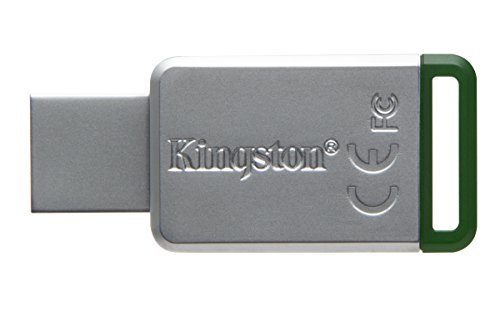 Kingston DT50 16 GB Pen Drive Silver
