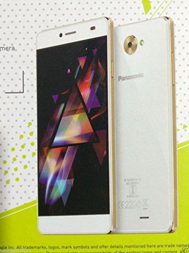 Panasonic Volte Smartphone P71 (16GB, 2GB) Ivory Gold Mobile
