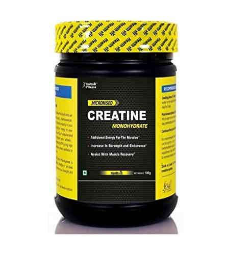 Healthvit Micronized Creatine Monohydrate Powder 0.23lbs