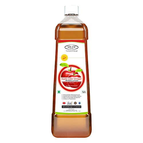 Sinew Nutrition Apple Cider Vinegar With Mother of Vinegar (750ml)