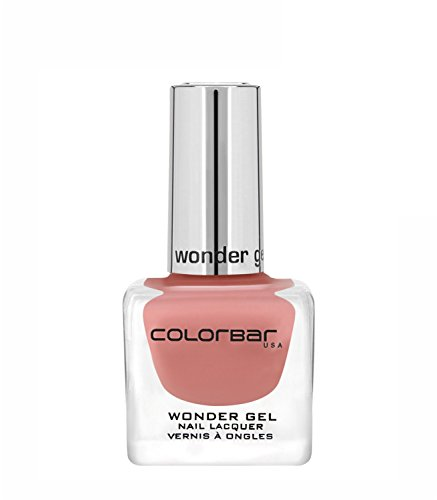 Colorbar CWG002 Wonder Gel Nail Lacquer, Eternal Blush 002
