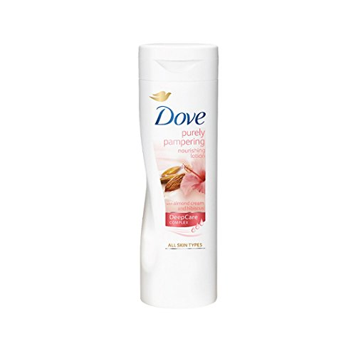 Dove Purely Pampering Almond Body Lotion 400ml