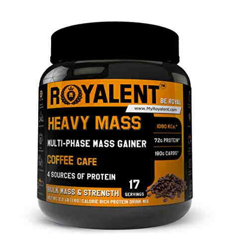 Royalent Heavy Mass (1Kg, Coffee)